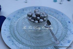 Dinner plate, , salad plate, teacup & saucer clear glass