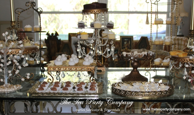 The Tea Party Company French Marie Aintoinette Tea Party (8)