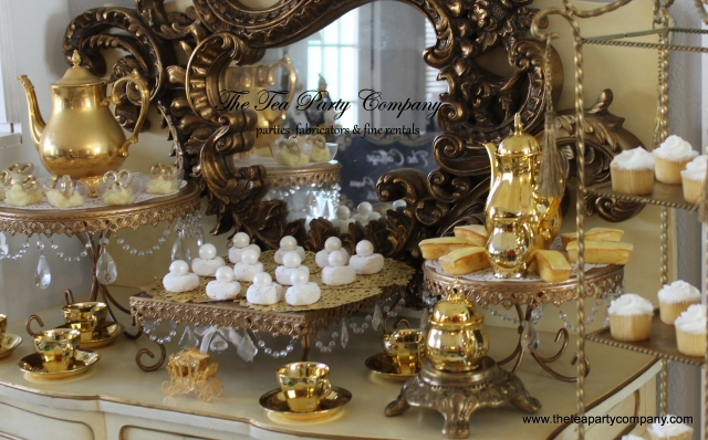 The Tea Party Company French Marie Aintoinette Tea Party (9)