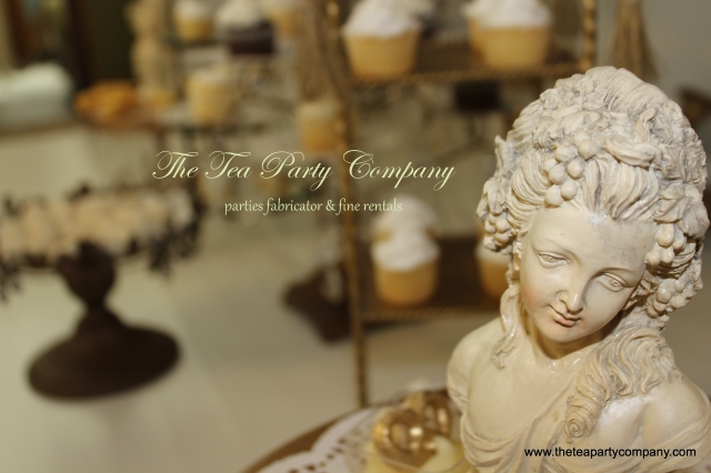 The Tea Party Company French Marie Aintoinette Tea Party